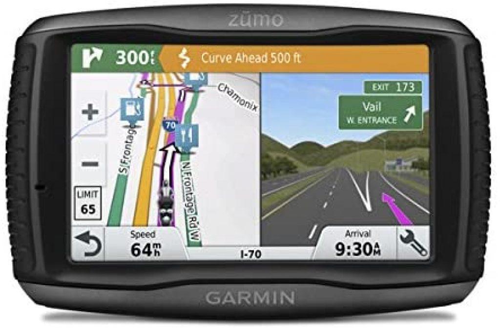 Garmin Zumo 595LM Motorrad Navigation