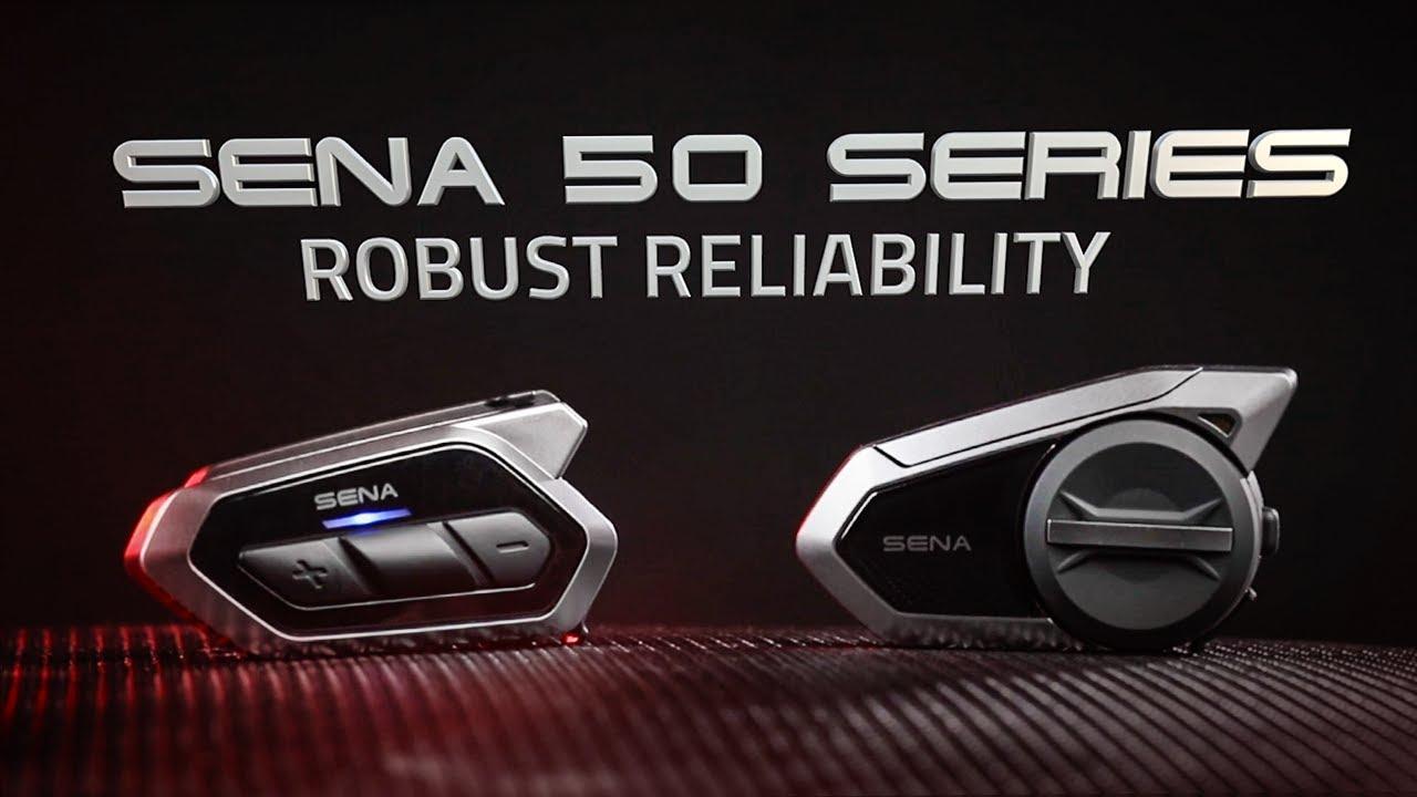 Sena 50S und 50R im Test