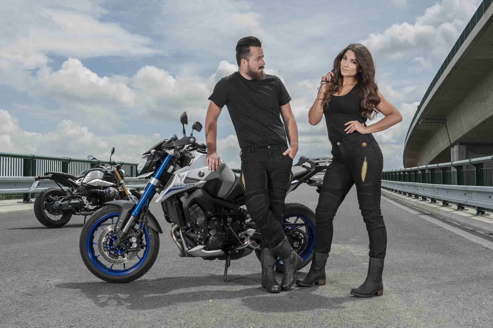 Motorradjeans im Test