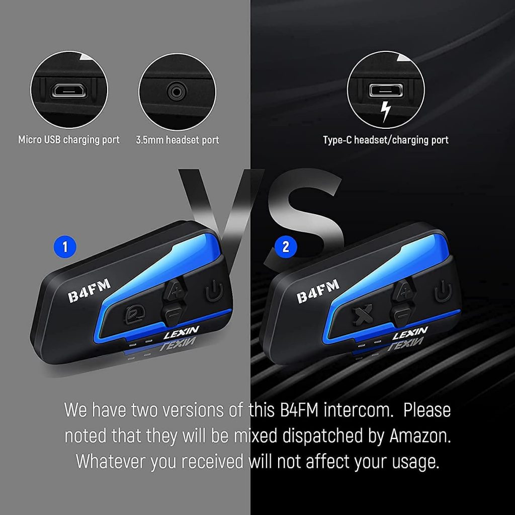 Unterschiede der B4fm Versionen