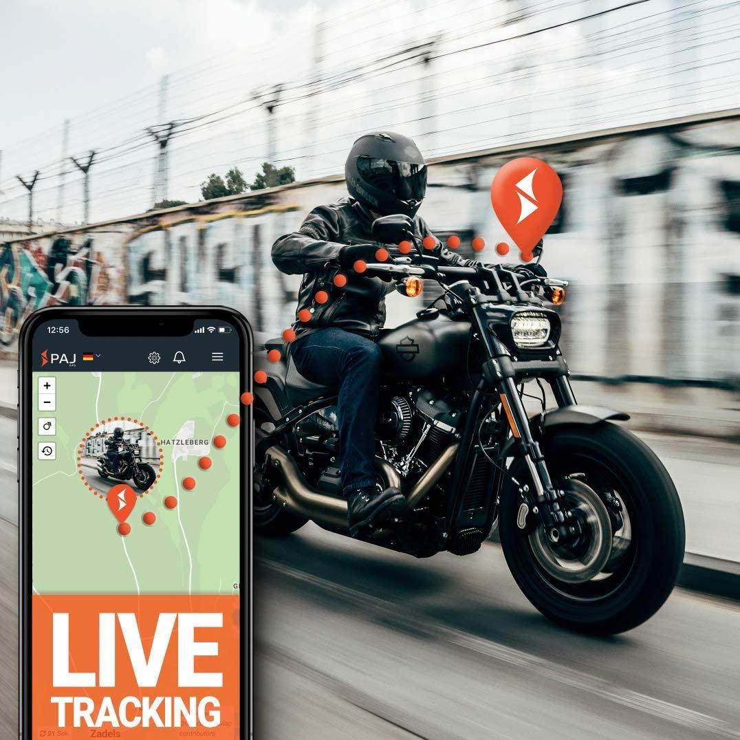 Motorrad Alarmanlage im Test