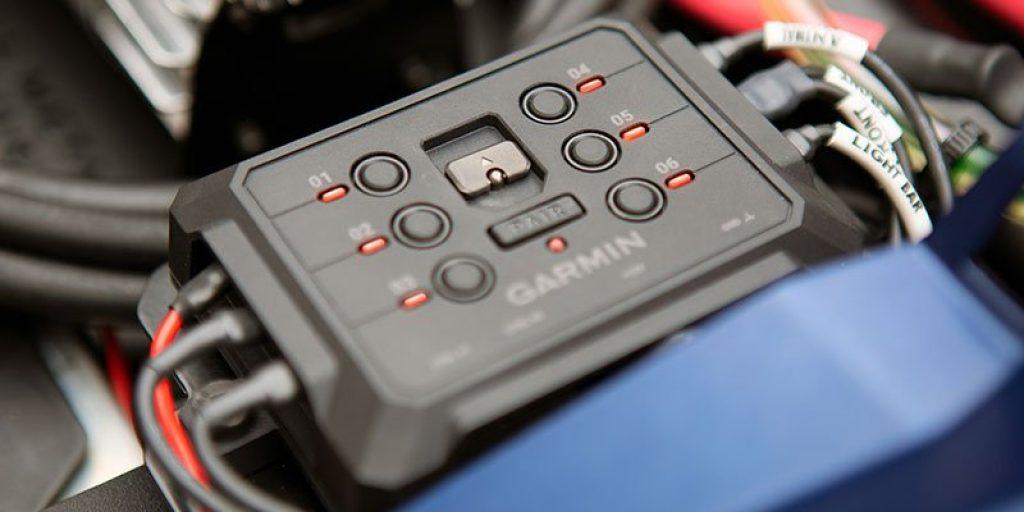 Garmin Tread Test Powerswitch kompatibel