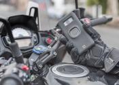 Motorrad Handyhalterung im Test   2021